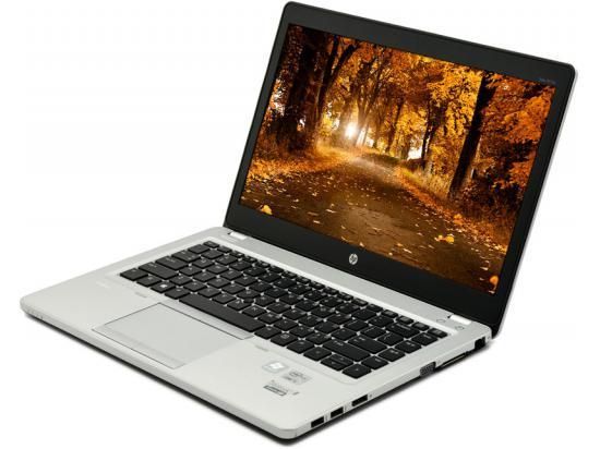 "HP EliteBook 9470M 14"" Laptop i5-3437u - Windows 10 - Grade C"