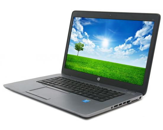 """HP EliteBook 850 G1 15.6"""" Laptop Intel Core i5 (4200U) 1.6GHz 4GB DDR3 320GB HDD - Grade A"""