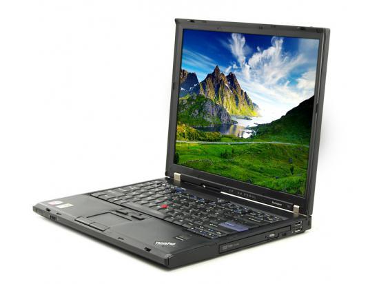 "IBM Thinkpad T61 8892 15"" Laptop Centrino Duo 2.2GHz 4GB DDR2 128GB SSD - Grade A"