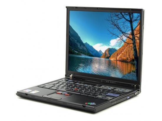 "IBM T41 2379 14"" Laptop Intel Centrino 1.6 GHz 1GB Memory No HDD"