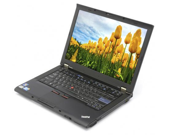 """Lenovo ThinkPad T410 14"""" Laptop Intel i5 (560M) 2.66GHz 4GB DDR3 320GB HDD - Grade C"""