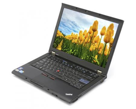 """Lenovo ThinkPad T410 14"""" Laptop Intel Core i5 (520M) 2.4GHz 4GB DDR3 320GB HDD - Grade A"""