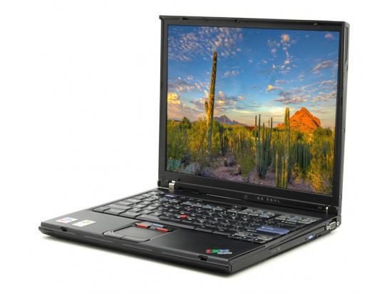 "IBM T41 2378 14"" Laptop Intel Centrino (Pentium M) 1.4 GHz 1GB DDR No HDD"