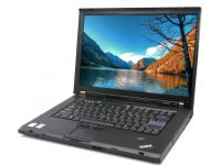 "Lenovo T61 14.1"" Laptop Core 2 Duo - T7300 2.0Ghz 4GB DDR2 128GB SSD- Grade A"