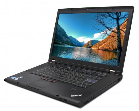 "Lenovo ThinkPad W520 15"" Laptop Intel Core i7 (i7-2720QM) 2.2GHz 4GB DDR3 320GB HDD"