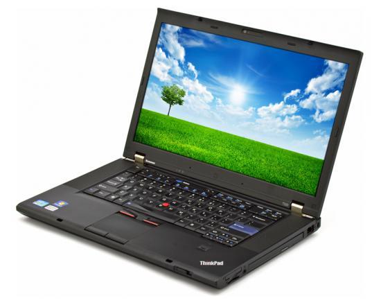 "Lenovo Thinkpad T520 15.6"" Laptop i5-2540M - Windows 10 - Grade B"