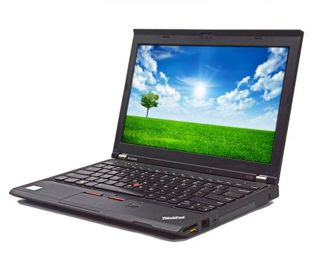 "Lenovo X230 12.5"" Laptop Intel Core i5 (3320M) 2.6GHz 4GB DDR3 320GB HDD - Grade A"