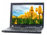 "Lenovo T400 14.1"" Laptop P8600 2.4GHz  2GB DDR2 128GB SSD"