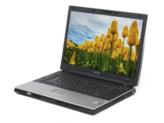 "Sony Vaio PCG-9W1L 17"" Laptop Pentium M (760) 2.0GHz 1GB Memory No HDD"