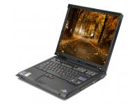 "IBM R52 1860-5SU 14.1"" Laptop Pentium M 1.73GHz 1GB Memory NO HDD"