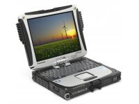 "Panasonic Toughbook CF-28 12.1"" Laptop Intel Pentium III (M) 1.0GHz 256MB SDRAM 30GB HDD"