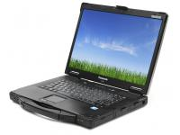 "Panasonic Toughbook CF-52 15.4"" Laptop Core 2 Duo (T7100) 1.80GHz 2GB DDR2 160GB HDD - Grade A"