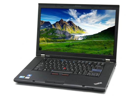 "Lenovo Thinkpad T510 15.6"" Laptop Intel Core i5 (M520) 2.4 GHz 4GB DDR3 320GB HDD - Grade C"