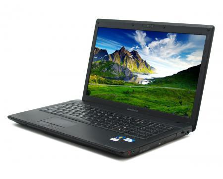 "Lenovo G560 15.6"" Laptop Intel Pentium (P6200) 2.13GHz 4GB DDR3 160GB HDD"