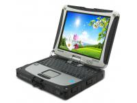 "Panasonic Toughbook CF-19 10.4"" Touchscreen Laptop Intel Core 2 Duo (U9300) 1.2 GHz 2GB DDR2 160 HDD - Grade C"