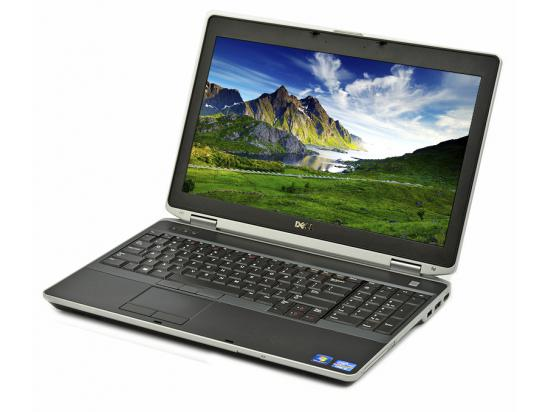 """Dell Latitude E6530 15.6"""" Laptop i5-3340M - Windows 10 - Grade A"""