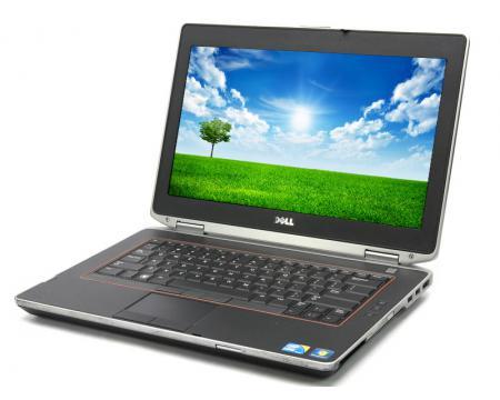"""Dell Latitude E6420 14"""" Laptop Intel Core i3 (2330M) 2.20GHz 4GB DDR3 320GB HDD - Grade A"""