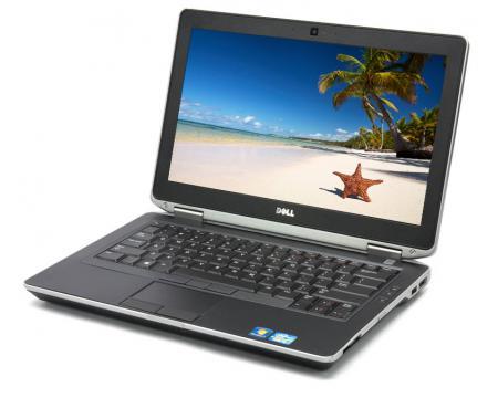 """Dell Latitude E6330 13.3"""" Laptop Intel Core i5 (3340M) 2.7GHz 4GB DDR3 320GB HDD - Grade A"""