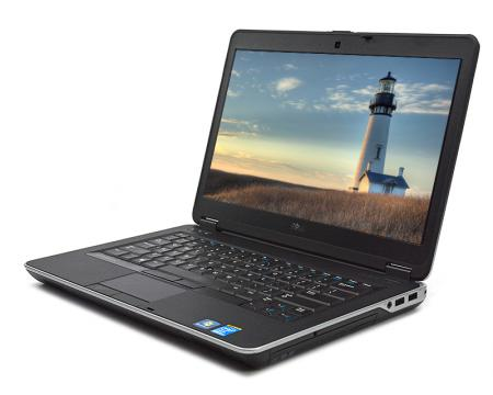 """Dell Latitude E6440 14"""" Laptop Intel Core i5 (4300M) 2.60GHz 4GB DDR3 320GB HDD - Grade A"""