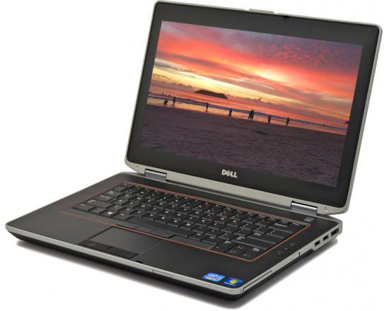 """Dell Latitude E6420 14"""" Laptop i5-2520M - Windows 10 - Grade B"""