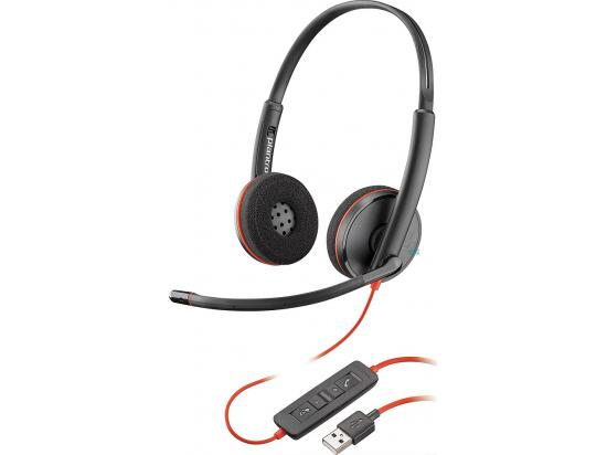 Plantronics Blackwire C3220 USB-A Stereo Headset