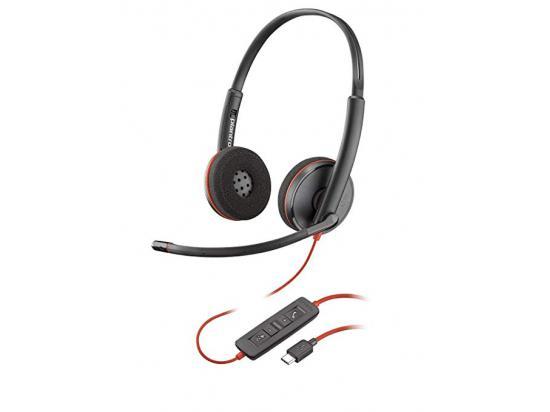 Plantronics Blackwire C3220 USB-C Stereo Headset