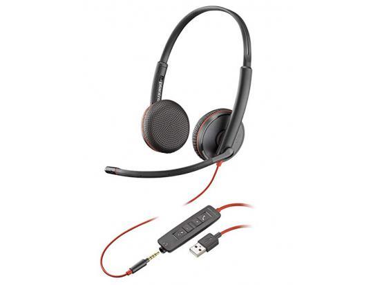 Plantronics Blackwire C3225 USB-A Stereo Headset