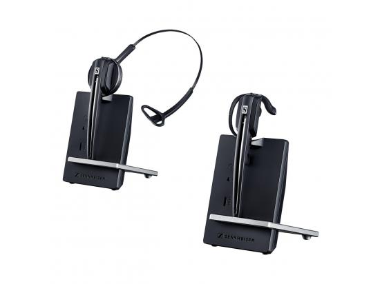 Sennheiser D 10 DECT 6.0 Convertible Wireless Headset