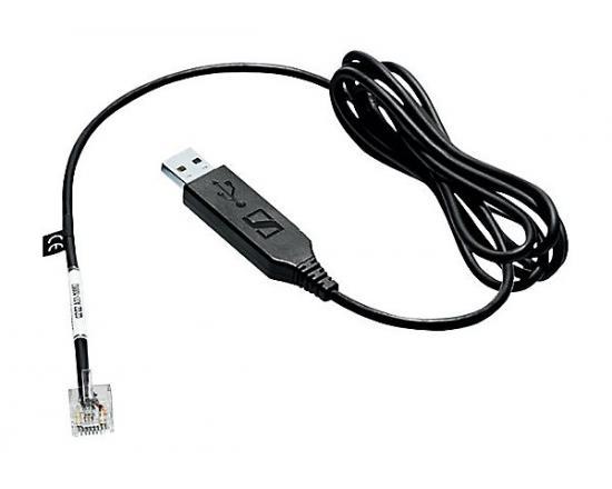 Sennheiser CEHS CI 02 EHS Cable - USB/RJ-45