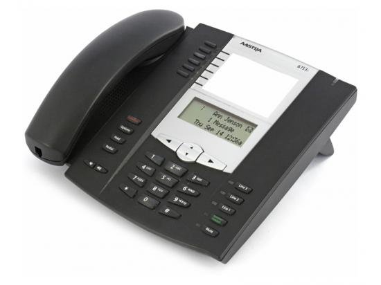 Aastra 53i/6753i Black IP Speakerphone - Grade B