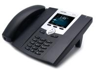 Aastra 6721ip 6-Button Black Phone - Grade A