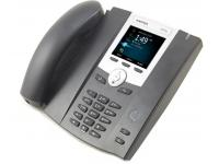 Aastra 6725ip Black IP Color Display SpeakerPhone - Grade A