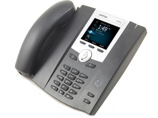 "Aastra 6725ip VoIP Color Display Phone ""Grade B"""