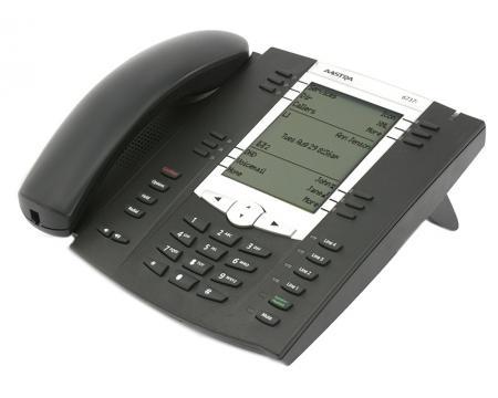 Aastra 6737i Black IP Display SpeakerPhone - Grade A