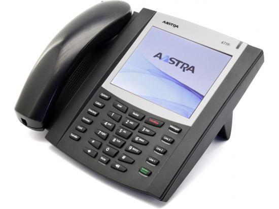 Aastra 6739i VoIP Display Speakerphone w/ Icon Keys - Grade B