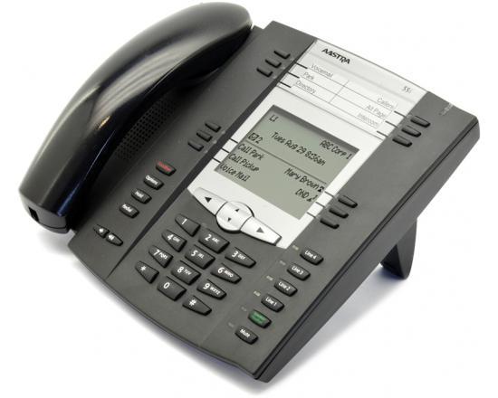 Aastra 6755i VoIP Backlit Display Phone (55i)