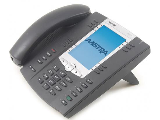 Aastra 6757i-CT Display VoIP Base Phone w/ Cordless Handset - Grade A