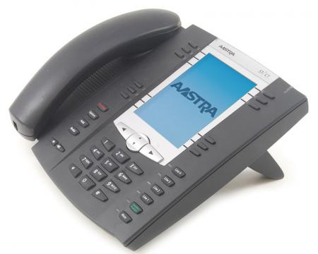Aastra 6757i-CT Display VoIP Phone - Grade A