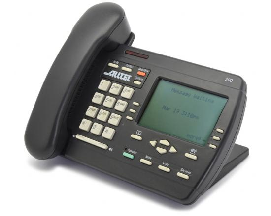 Aastra PowerTouch PT390 Charcoal Analog Display Speakerphone - Grade A
