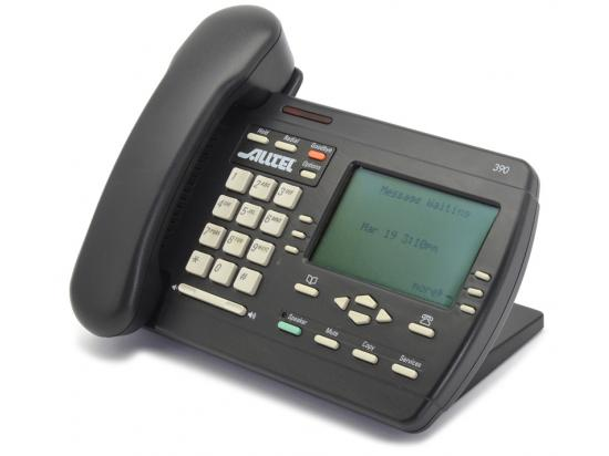Aastra PowerTouch PT390 Charcoal Analog SpeakerPhone - Grade B