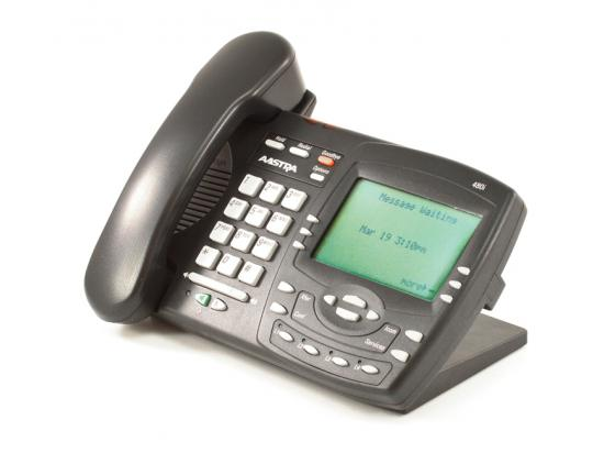 Aastra Venture IP 480i IP Display Telephone Charcoal