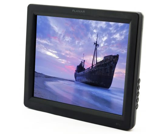 """Planar PT1575S-BK 15"""" Touchscreen LCD Monitor - Grade C - No Stand"""