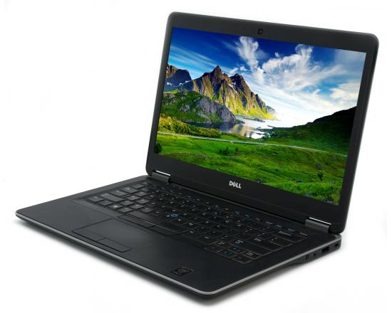 "Dell Latitude E7440 14"" Laptop Intel Core i5 (4210U) 1.7GHz 4GB DDR3 320GB HDD - Grade C"