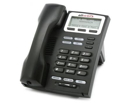 AllWorx 9202E Black IP Display Speakerphone - Grade A