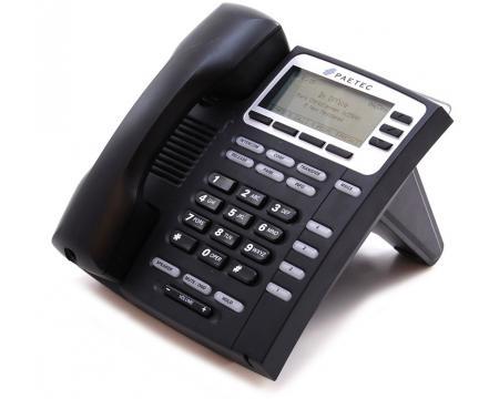 AllWorx 9204 Black IP Display Speakerphone - Grade B