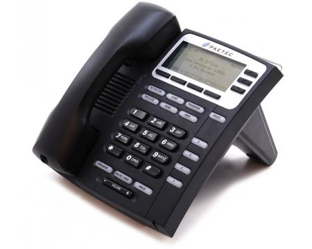 AllWorx 9204 Black IP Display Speakerphone