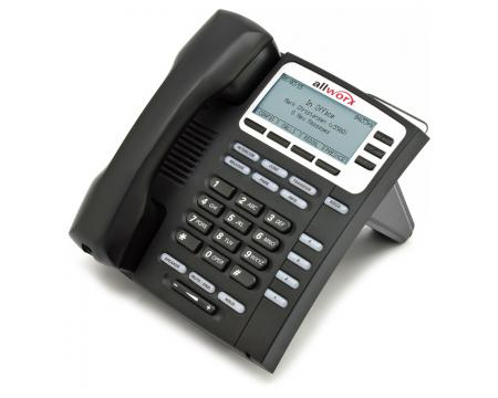 AllWorx 9204G Black Gigabit IP Display Speakerphone - Grade B