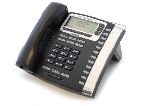 AllWorx 9212 12-Button Black IP Display Speakerphone