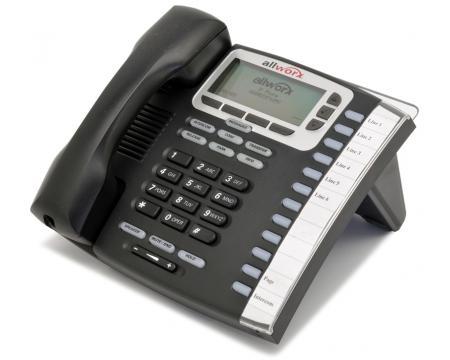 AllWorx 9212L 12-Button Black IP Display Speakerphone - Grade A