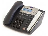 AT&T 974 16-Button Analog Display Speakerphone - Grade A